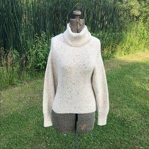 Vince Cashmere Turtleneck Sweater, XS